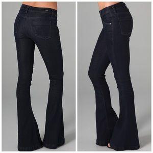 C of H Devote Skinny Rocker Flare Denim Jeans 29